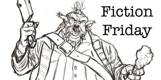 Tinbeard Fiction Friday