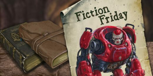 Fiction Friday Template