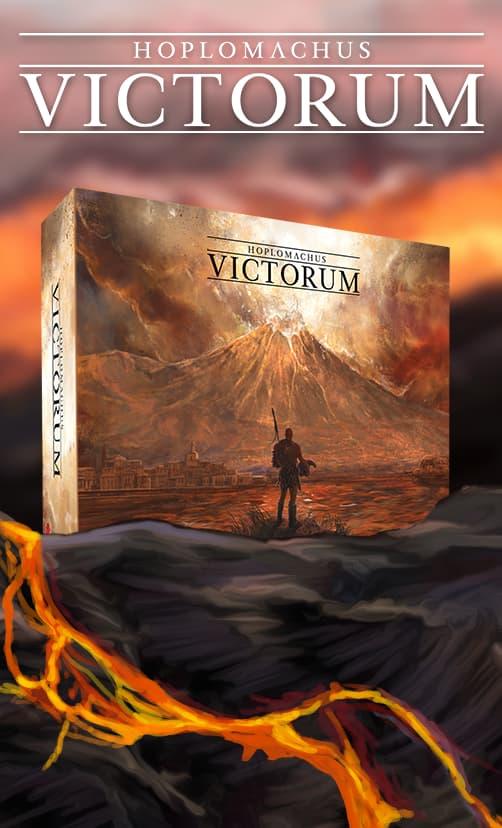 Hoplomachus Victorum Late Pledge